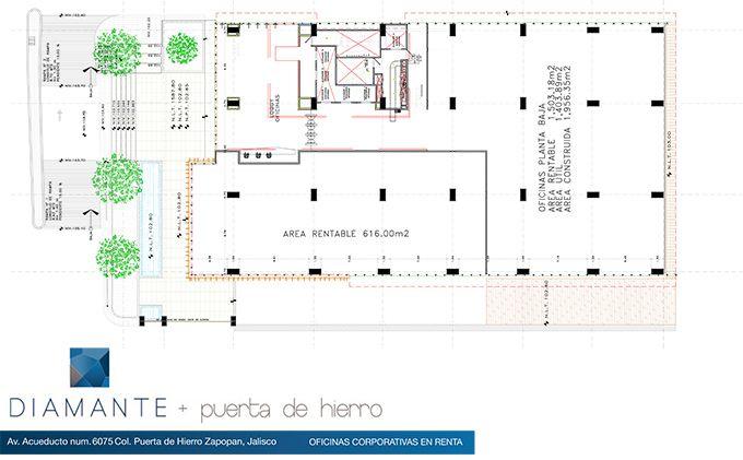 DIAMANTE PUERTA DE HIERRO 14