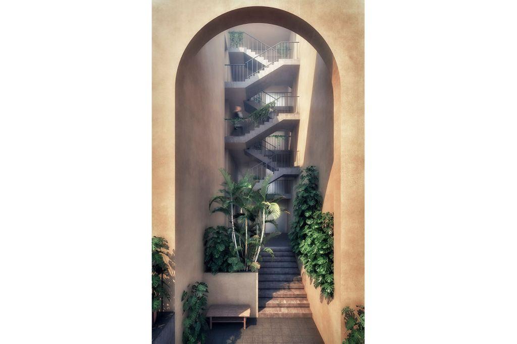 Yaxche Apartments 12